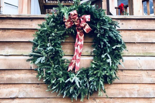 Holiday Wreath Leesburg
