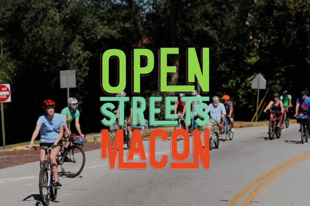 Open Streets Macon