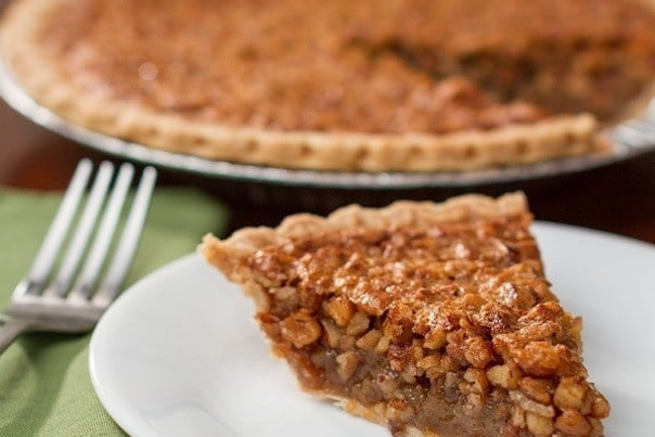 Lane Southern Orchards Pecan Pie