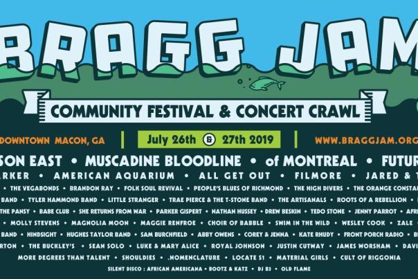 Bragg Jam Banner