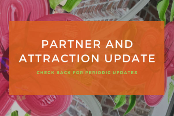 Partner and Attraction Update