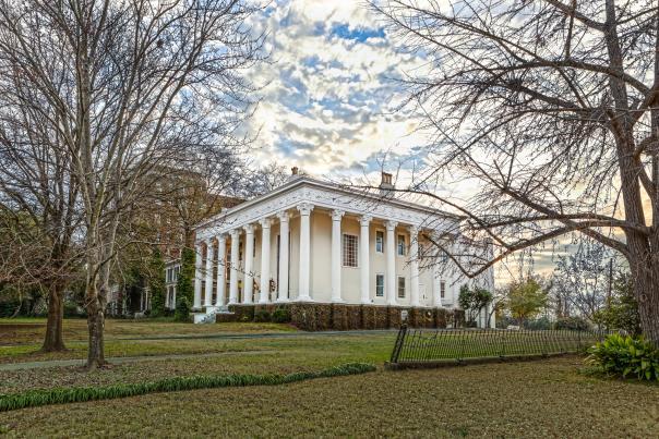 The Beall-Jordan-Dunlap-Lassiter House