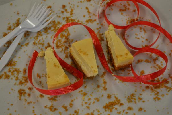 Vegan Cheesecake from Grow