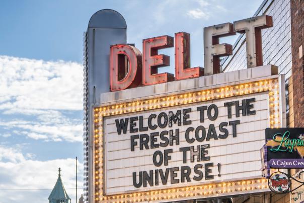 Scenes from the 2017 Fresh Coast Film Festival in Marquette, Michigan.