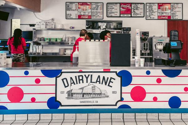 Dairy Lane