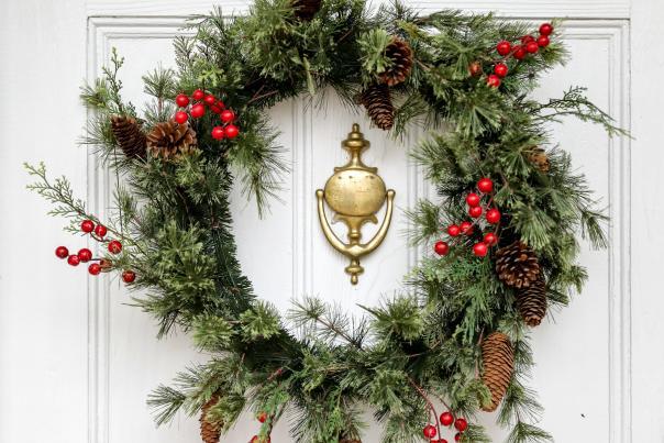 Antebellum Inn Christmas
