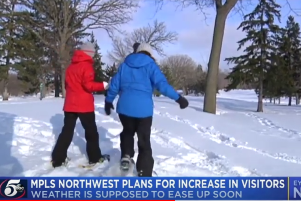 KSTP-TV Safe Winter Activities