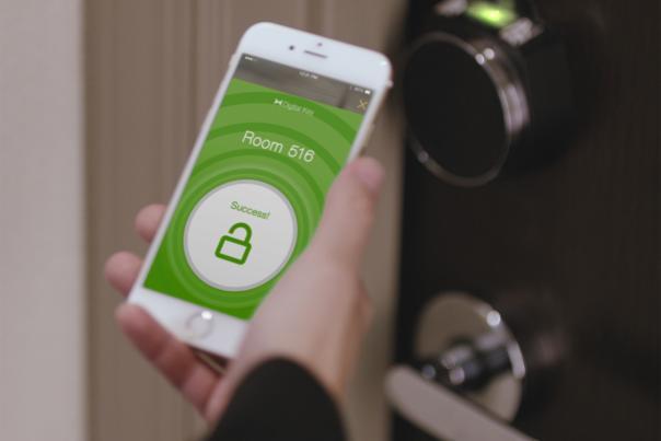 Hilton Honors App Digital Key