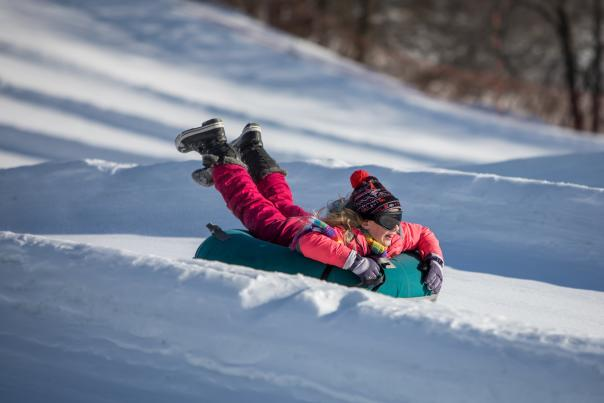Elm Creek Tubing Hill