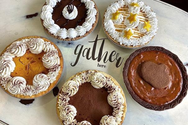 Nadia Cakes Holiday Pies