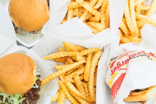 Wagners burgers and fries