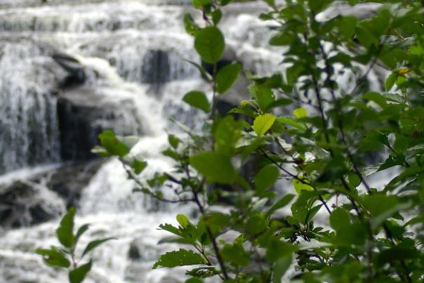 Minocqua Waterfall