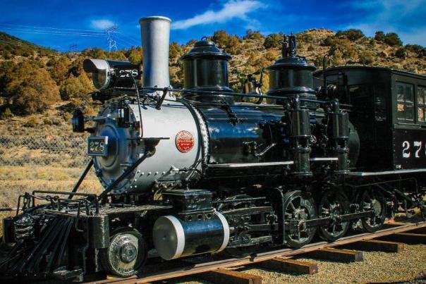 Cimarron Locomotive