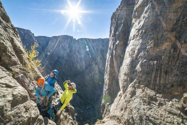 Black Canyon Climbing