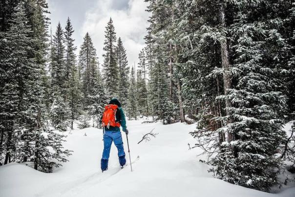 Cross County Skiing - Western Colorado