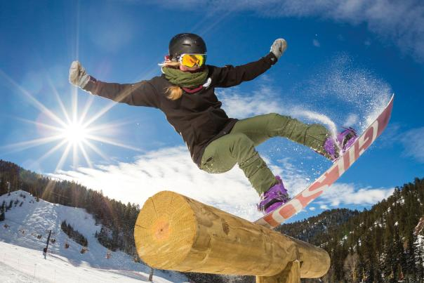 Get your skiing in at the Red River Ski and Summer Area