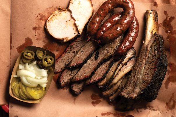 Mad Jack's Mountaintop Barbecue in Cloudcroft