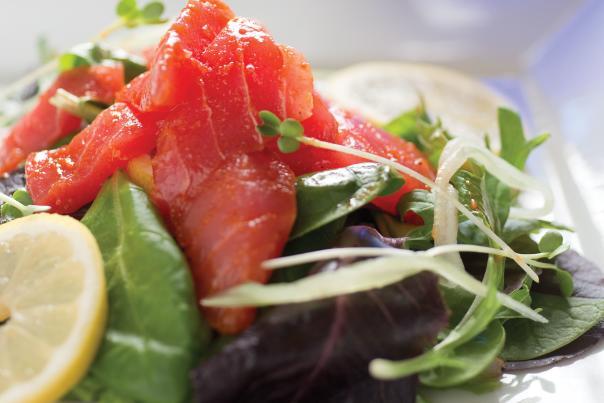 Spicy Ahi Tuna Salad
