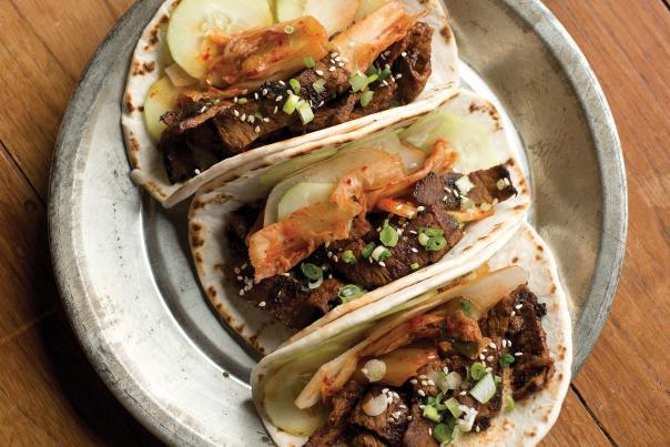 Bulgogi Taco from Fu Yung in Albuquerque