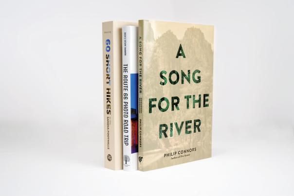 August 2018 Books