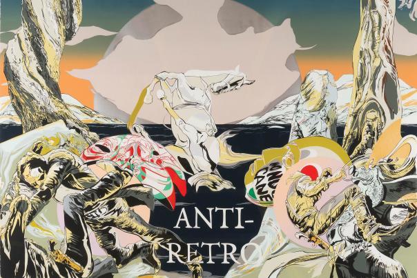 Andrea Carlson's Anti-Retro