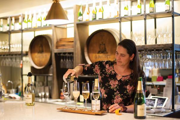 Gruet Winery Diana Garner