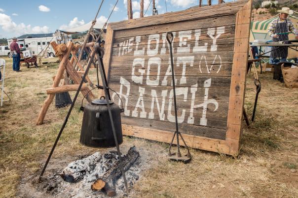 Lincoln Country Cowboy Symposium