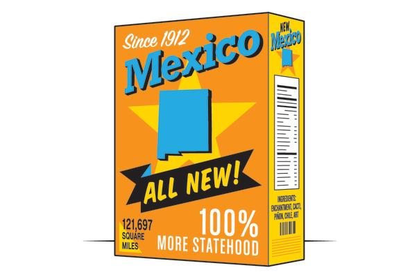 New Mexico is not that new - Missing December 2018
