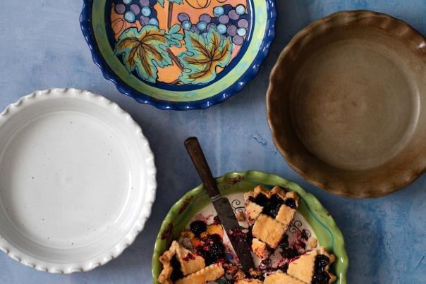 Artisan Pie Dishes