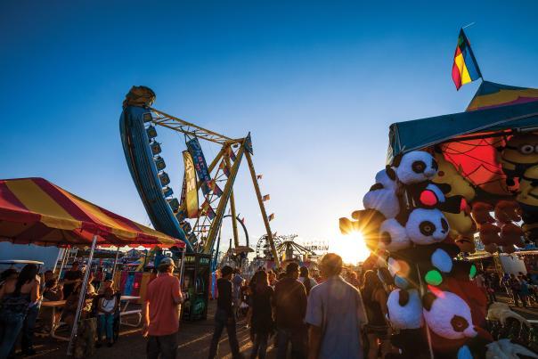 NM State Fair in Albuquerque