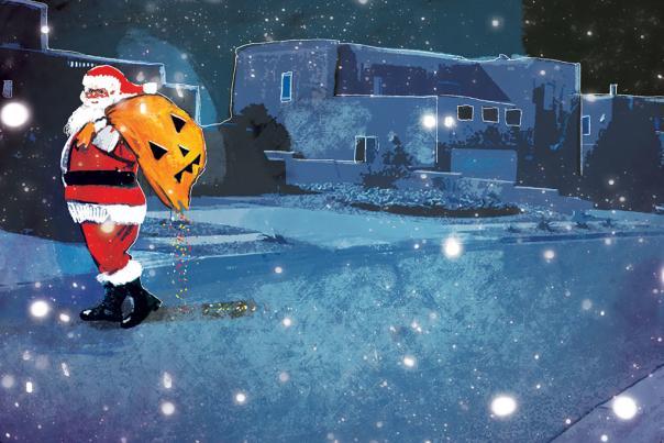 Halloween in December