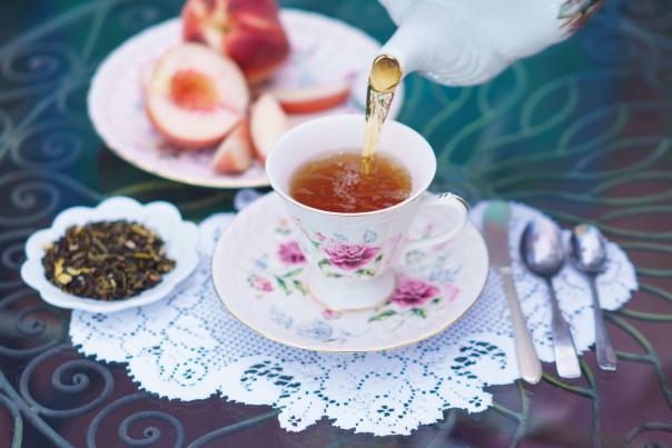 Tea at St. James Tearoom