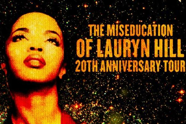 The Miseducation of Lauryn Hill (20th Anniversary Tour)