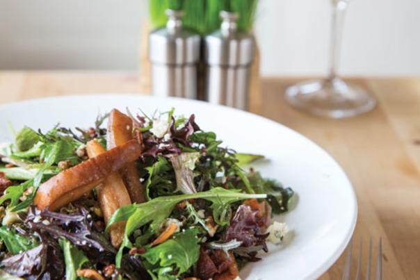 Vinaigrette Salad Main