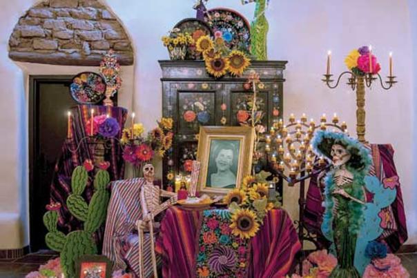 La Posta -altar
