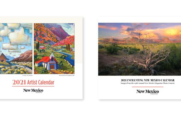 2021 New Mexico Magazine Calendars