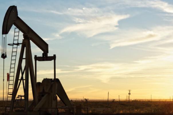 Oil -derrick