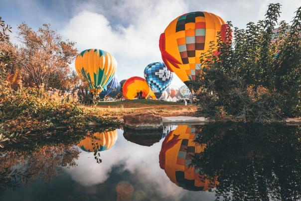 Copy of Balloon Festival
