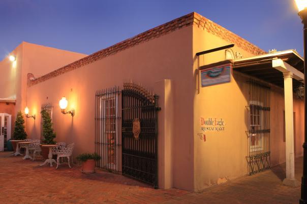 The Double Eagle Restaurant, in Mesilla, New Mexico Magazine