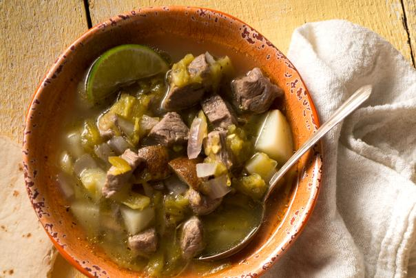 Famous Green Chile Stew