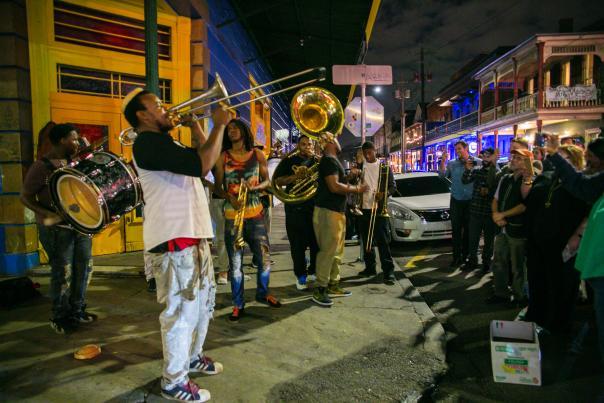Live Music on Frenchmen Street