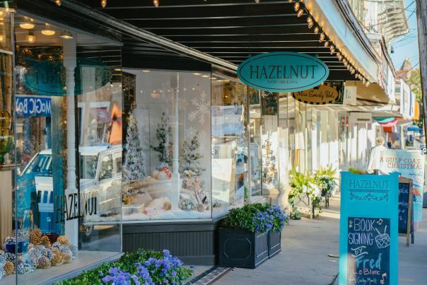 Hazelnut New Orleans