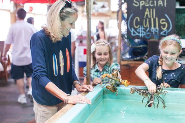 Aquidneck Lobster Bar family