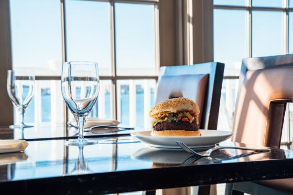 Winners of Newport Burger Bender 2020
