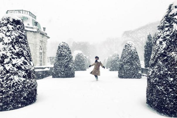 The Elms Winter