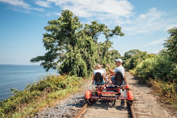 Rail Explorers 2019 Corey Favino