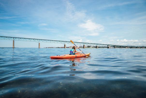 Kayaking Summer 2019 Corey Favino