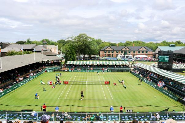 Tennis Hall of Fame Championship