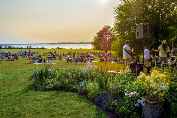 Blithewold Music at Sunset Concert Series