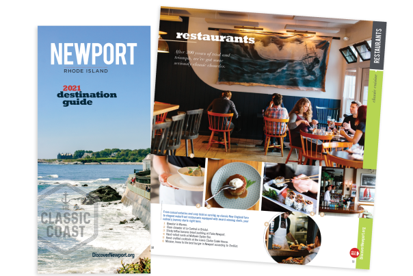 Discover Newport 2021 Destination Guide